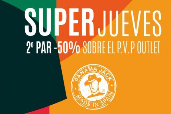 Super Jueves en Panama Jack