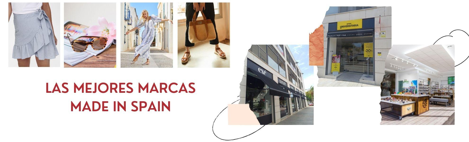 Las mejores marcas made in Spain